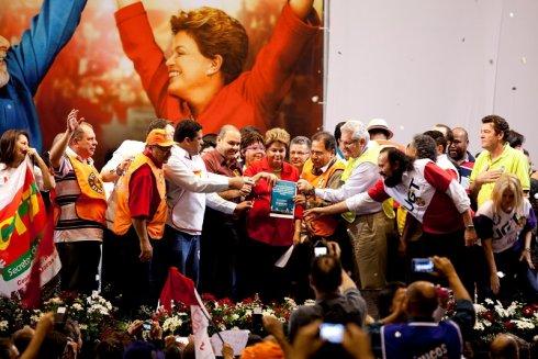 CUT, governo do PT e patronal juntos contra os trabalhadores