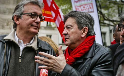 La «gauche de la gauche» hexagonale, Hollande et Tsipras