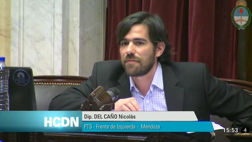 Extrême gauche argentine. Interview de Del Caño, «nous incarnons le renouveau»