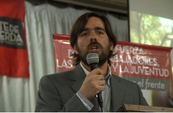 Nicolas Del Caño et le PTS emportent les primaires de l'extrême gauche en Argentine
