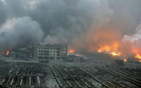 "Tianjin:¿el ""Chernobyl industrial""chino?"