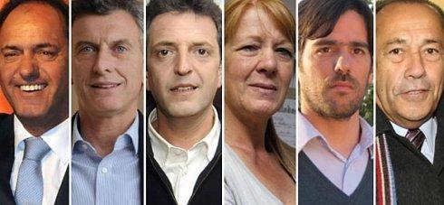 Camino a octubre: los candidatos del ajuste y la izquierda