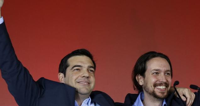 """Die """"Podemos-Hypothese"""" und die Probe der Macht"""