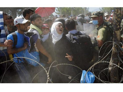 """Ante la """"crisis migratoria"""", una respuesta internacionalista y de clase"""