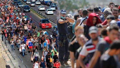 Solidaridad internacional contra la xenofobia en Europa
