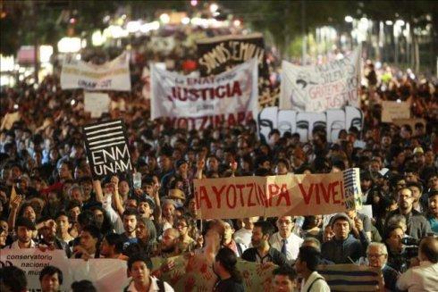 Panorama y perspectivas políticas a (casi) un año de Ayotzinapa