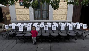 Disparus d'Ayotzinapa. Un an après, la lutte continue