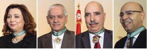 Nobel de la Paz a los confiscadores de la revolución tunecina