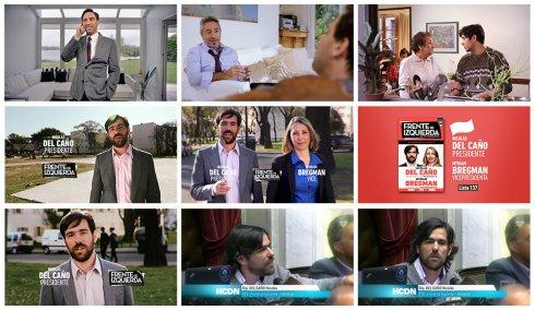 Os 'spots' da campanha eleitoral anticapitalista da FIT em português