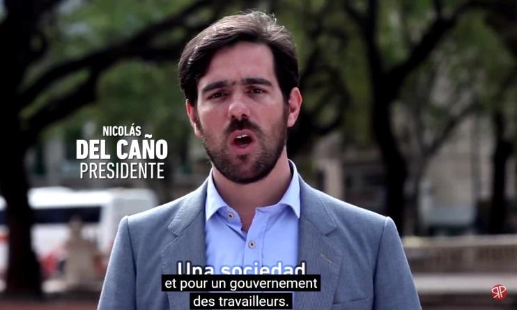 Del Caño défend la perspective d'un gouvernement des travailleurs