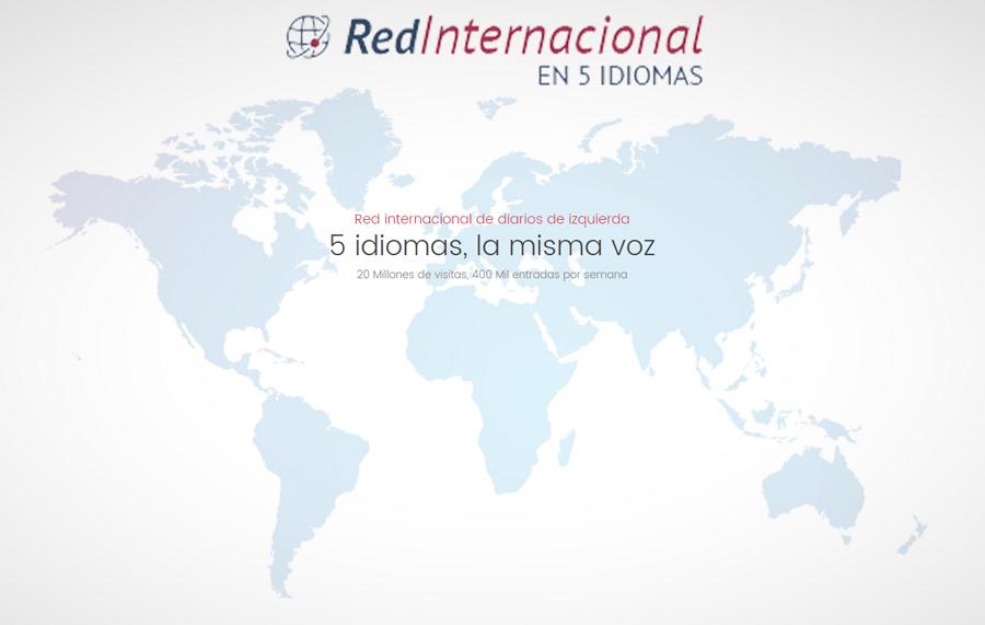 Red Internacional La Izquierda Diario