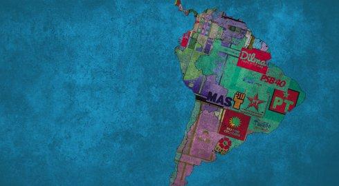 """""""Fim de ciclo"""", de Caracas a Buenos Aires"""
