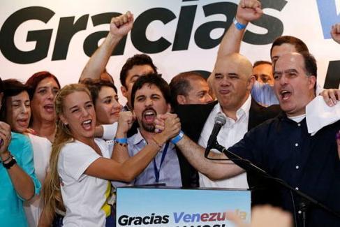 As eleições parlamentares na Venezuela e o giro à direita na América Latina