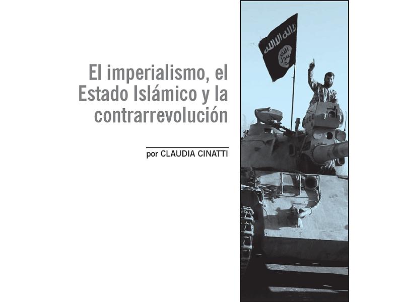 El imperialismo, el Estado Islámico y la contrarrevolución