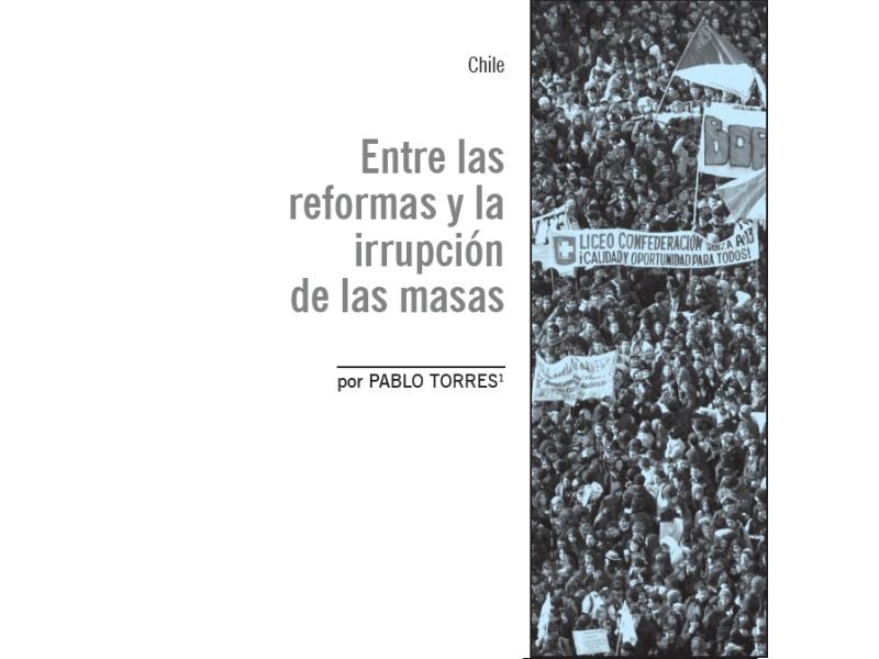 Entre las reformas y la irrupción de las masas