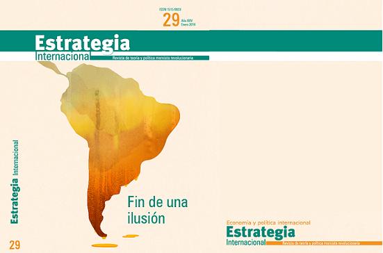 América Latina. El fin de una ilusión