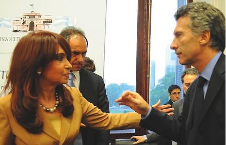 Mauricio Macri, un grand patron à la tête du gouvernement