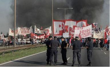 Declaración política del Comité Central del Partido de los Trabajadores Socialistas (PTS).