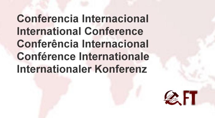 VIII Conferencia Internacional FT-CI