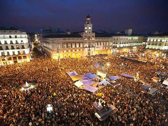 Crisis en el Estado español