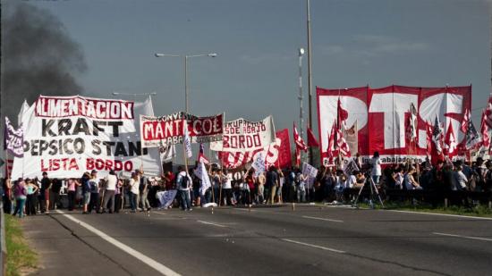 20N Paro en Argentina | 2012