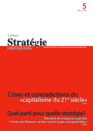 Stratégie Internationale 5