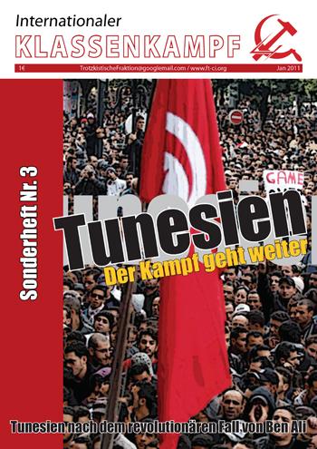 Die tunesische Revolution geht weiter