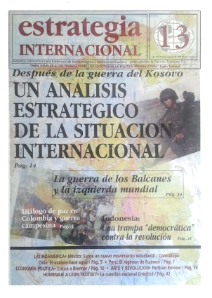 International Strategy Review 13