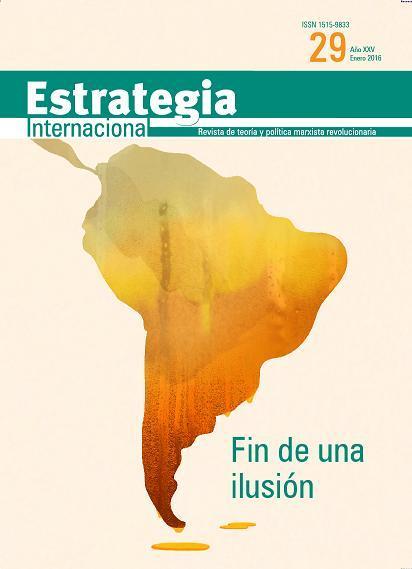 Revista Estrategia Internacional Nro. 29