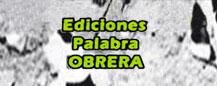Editorial Palabra Obrera | Bolivia