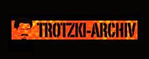 Trotzki-Archiv | Deutschland