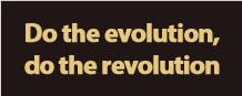 Do the evolution, do the revolution   Argentina